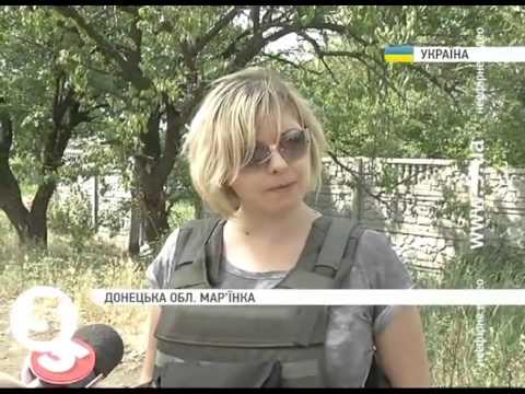МАРЬИНКА: о чем молчат сепаратисты.ПОСЛЕДНИЕ НОВОСТИ СЕГОДНЯ 17.06.15