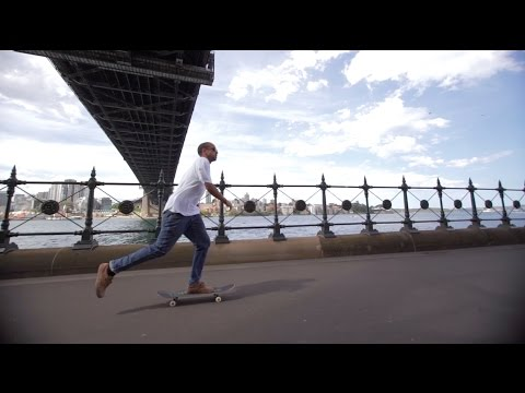 Chima Ferguson on Life and Skateboarding in Sydney, Australia
