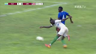 Sierra Leona v Liberia - FIFA World Cup Qatar 2022™ qualifier
