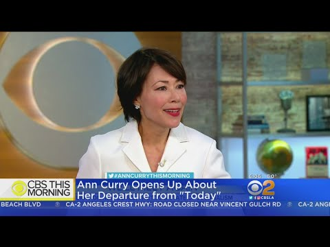 Ann Curry 'Not Surprised By Matt Lauer Scandal In First TV
