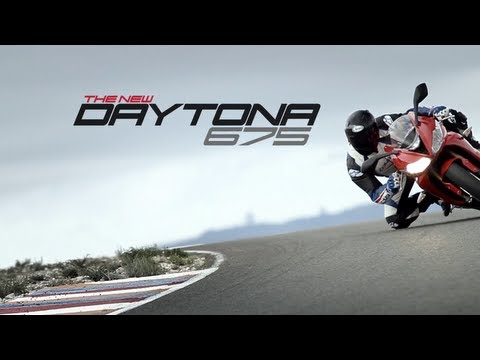 Triumph Daytona  and  R official video
