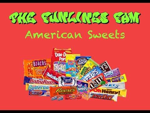 American Sweets & Treats 29 12 17