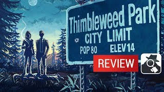 tHIMBLEWEED PARK (iPhone, iPad)  AppSpy Review