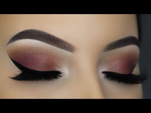 Warm Matte Cat Eye Tutorial!