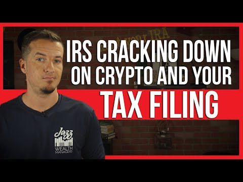 IRS Is Focusing On Your Crypto Tax Filings!