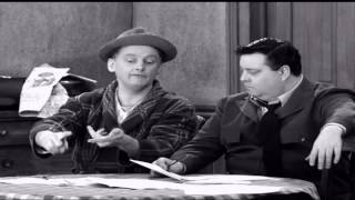 """One skinny chicken...or tax"", The Honeymooners"