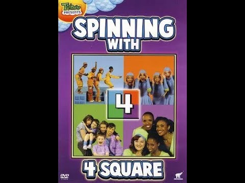 Opening to spinning with 4 square 2009 dvd late upload for 4 sq