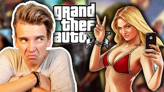WHY CAN'T I GET A GIRLFRIEND?! | GTA V