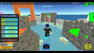 Roblox-Skywars so morri