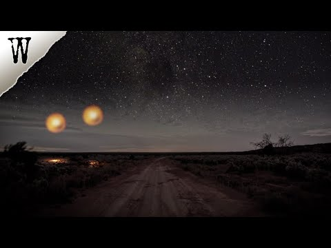 The Eerie Min Min Lights of Outback Australia