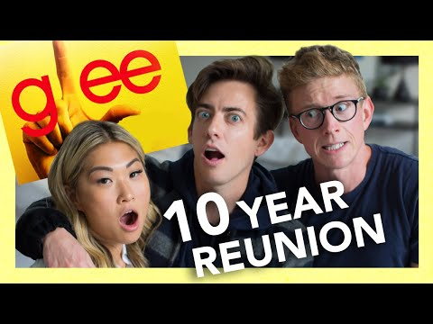 quizzing 'Glee' cast