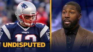 Greg Jennings on the Patriots being Super Bowl favorites despite losing key players   UNDISPUTED