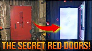 Warzone Season 4: WE FOUND 4 SECRET RED DOORS IN VERDANSK | Cold War Warzone