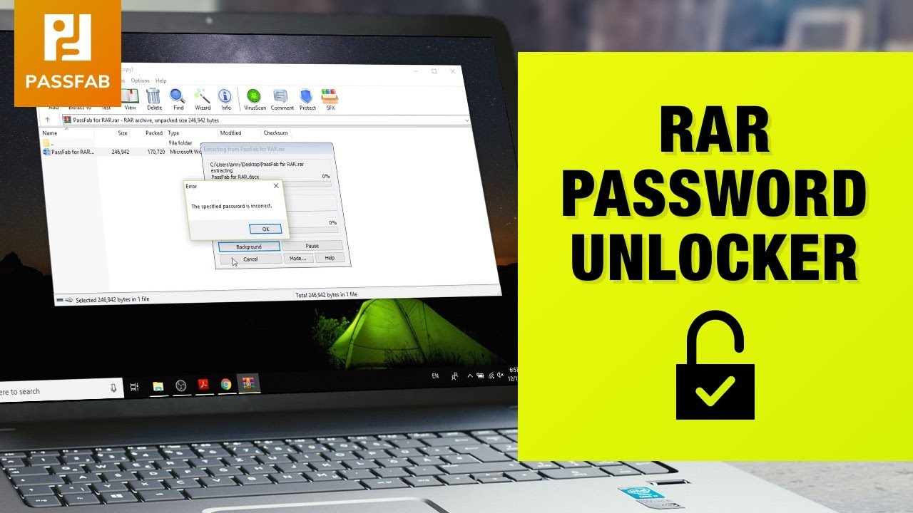 how to hack winrar password protected files