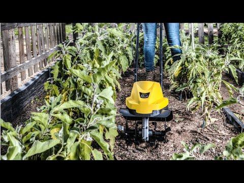 Cómo utilizar una motoazada (Leroy Merlin)