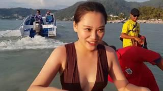 TRAVEL TIME #9 | Treo mình trên dù lượn ngắm toàn cảnh bãi biển Patong