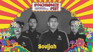 Souljah LIVE @ Synchronize Fest 2019