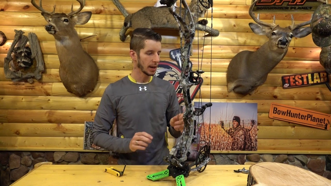 TECH SERIES - Trophy Taker Smack Down Pro - Limb Driven - How to install