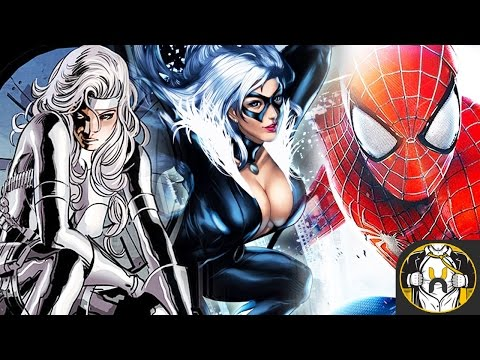 Sony Developing Black Cat & Silver Sable Film Outside of MCU!