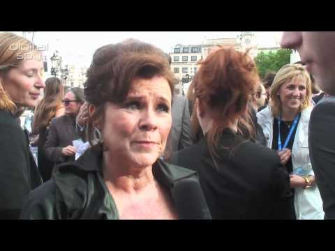 Harry Potter star Imelda Staunton: