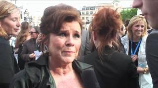 Harry Potter star Imelda Staunton: