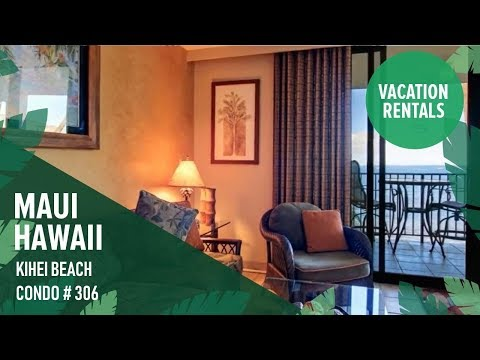 Kihei Beachfront Vacation Rentals in Maui