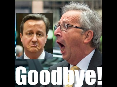 EU REFERENDUM-David Cameron`s last EU REFRENDUM Speech.
