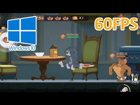 TOM AND JERRY by Netease / How to download / How to play