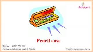 Super Kids 1 -unit 1 -part 1 - Vocabulary