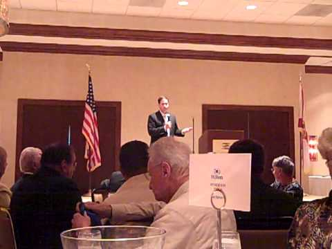 2011 Reagan Dinner - Republican Party of Monroe County (Keys GOP) uploaded by Cody Vildostegui