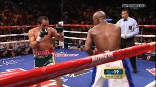 (Fight 40) Floyd Mayweather vs. Juan Manuel Marquez [2009-09-19]