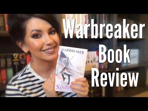 WARBREAKER BOOK REVIEW | BRANDON SANDERSON