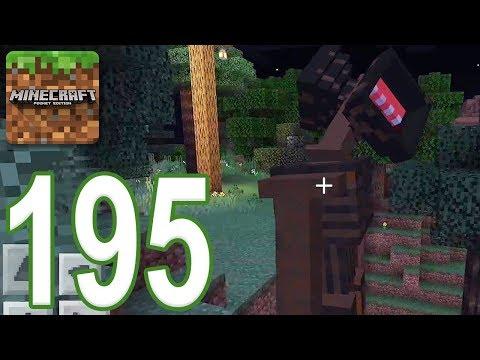 Minecraft: PE - Gameplay Walkthrough Part 195 - Siren Head (iOS, Android)