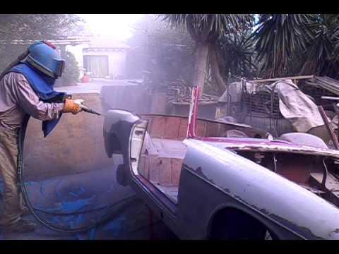 Abrasivos y Maquinaria - Granalladora de Banda o Tapiz (granallado de bombo) para tornillosиз YouTube · Длительность: 1 мин33 с