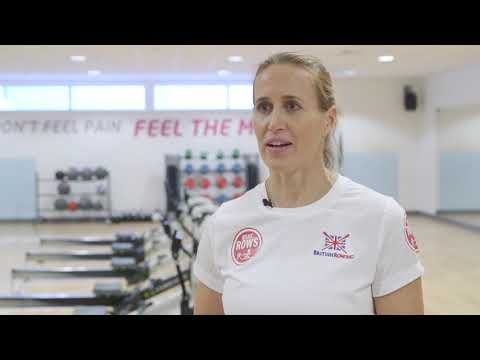 Why Helen Glover thinks indoor rowing is the ultimate workout for busy women