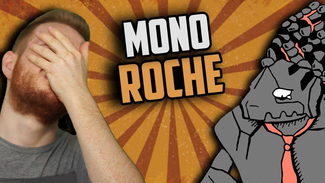 J'ai testé le type ROCHE en MONO... (plus jamais)