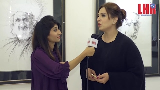 People & Places of Pakistan (Bilal Ashraf Paintings & Drawing Exhibition)