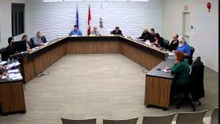 Town of Drumheller Regular Council Meeting of December 16, 2015 Live Stream