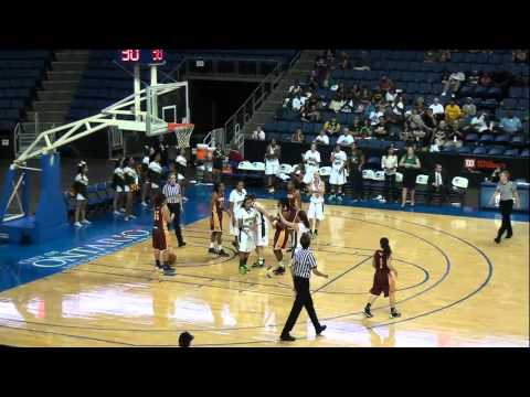 Dominguez Hills vs Cal Poly Pomona Women's Final
