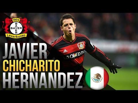 Javier Hernandez ● Amazing Skills and Goals Show ● 2016 ● Bayer Leverkusen ● México