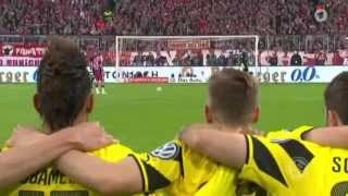 Video Gol Pertandingan FC Bayern Munchen vs Borussia Dortmund