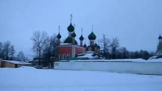 видео ПЕРЕСЛАВЛЬ-ЗАЛЕССКИЙ - РОДИНА АЛЕКСАНДРА НЕВСКОГО.