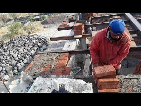 Construyendo Mi Casa - Catalanas Y Segunda Planta   Parte 5