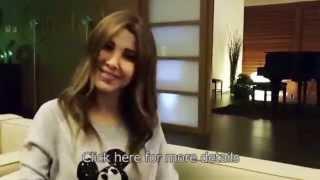 Nancy Ajram - Hangout Announcement - April, 7th