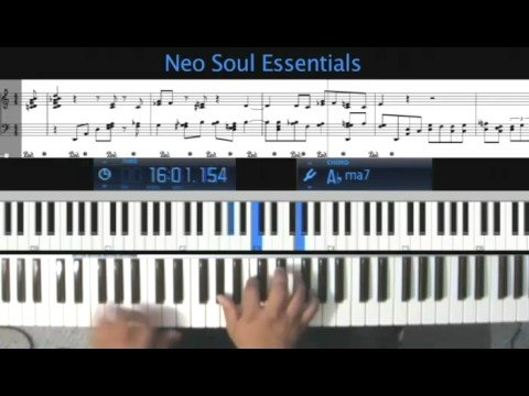 Learn Jazzy Hip-Hop Neo Soul & Phat Piano Chords and ...