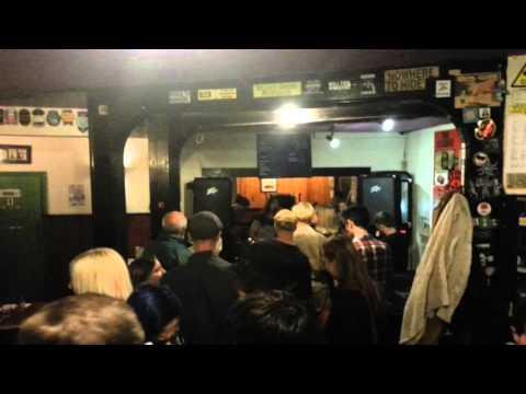 Evan Greer live @  The Nowhere Inn 25/10/15