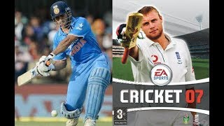 How to play all kinds of lofted shots in EA Sports Cricket 2007? by Cricket Josh