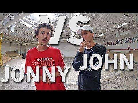 ANYTHING ON FLAGROUND COUNTS JOHN HILL VS JONNY GIGER