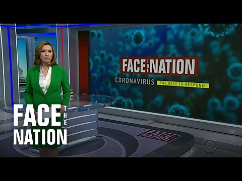 "Open: This is ""Face the Nation,"" March 22"