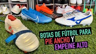 Plantillas cálidas de futbol mejores para botas